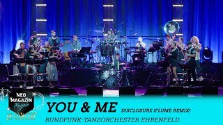 RTOEhrenfeld - You & Me [Cover] - Disclosure (Flume Remix) | NEO MAGAZIN ROYALE in Concert - ZDFneo