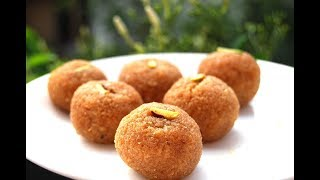 How To Make Coconut Jaggery Laddu?  Diwali Special
