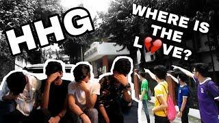 HHG WHERE IS THE LOVE?