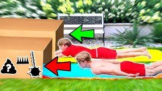 NIE ZJEŻDŻAJ PRZEZ ZŁEGO MYSTERY BOXA *obleśne* | Nie wjedź / wślizgnij się w złego Mystery Boxa