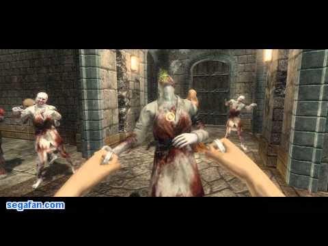 Видео № 0 из игры Rise of Nightmares (Б/У) [X360, Kinect]
