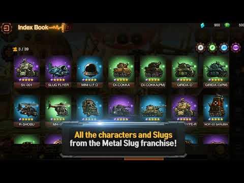 Vidéo Metal Slug Infinity