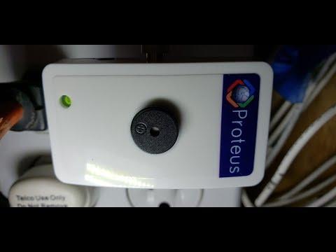 Proteus Aquo - Wi Fi Water Sensor