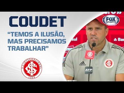 REAPRESENTAÇÃO NO INTER! Veja ao vivo entrevista coletiva direto do CT de Alvorada