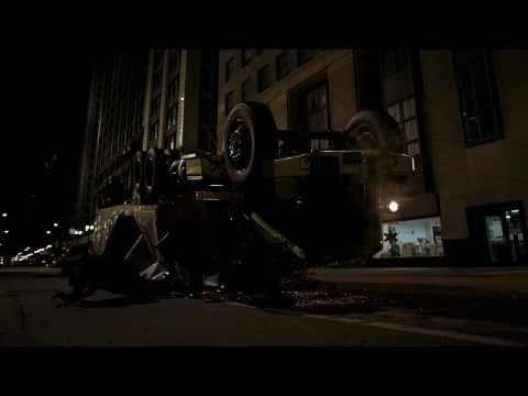 Truck Flip, The Dark Knight (2008)