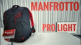 Продукция manfrotto: видео Manfrotto Pro Light 36