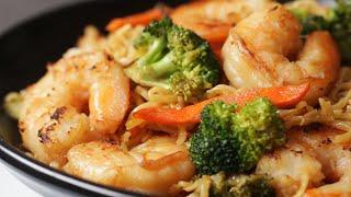 Chow Mein 4 Ways