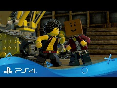 Видео № 2 из игры LEGO City Undercover (Б/У) [NSwitch]