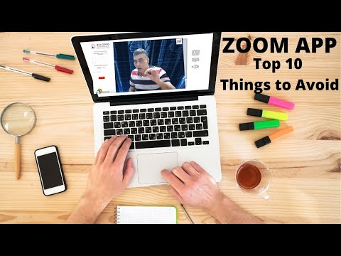 Zoom App: Top 10 Tips to keep yourself SAFE!