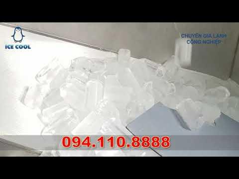 Máy làm đá viên sạch tinh khiết 2 tấn ICE COOL
