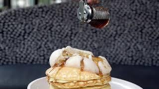 SUPER Stack Pancakes at Magic Hour NY