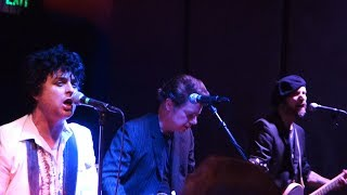The Coverups (Green Day) - Surrender (Cheap Trick cover) – Secret Show, Live in Albany