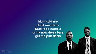 Krept & Konan - Salaam (Lyrics) - YouTube