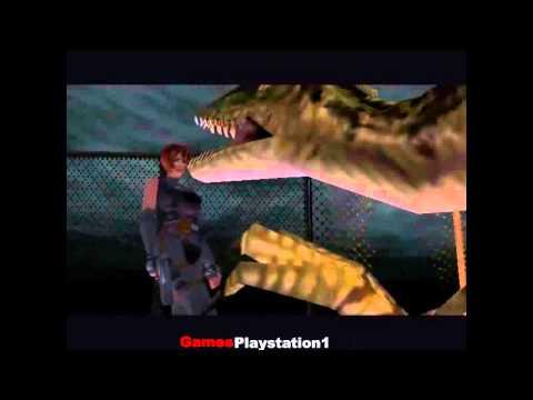 dino crisis playstation vs dreamcast