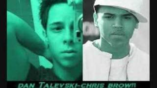 Dan Talevski - With You (Chris Brown Cover)