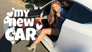 I BOUGHT A NEW CAR! // Rachel DeMita