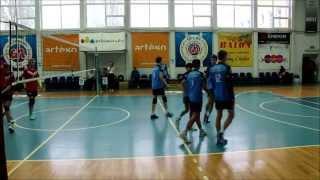 preview picture of video 'Mecz Finałowy IV Turnieju im. Huberta Wagnera młodzików w siatkówce Bydgoszcz 2014 rok'