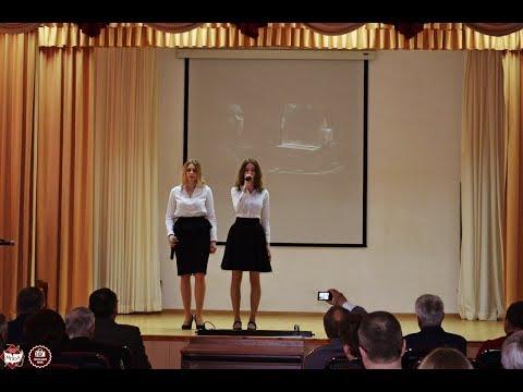 Юлия Паршута - Месяц май (cover by Юлия Пономарёва и Анна Горова)