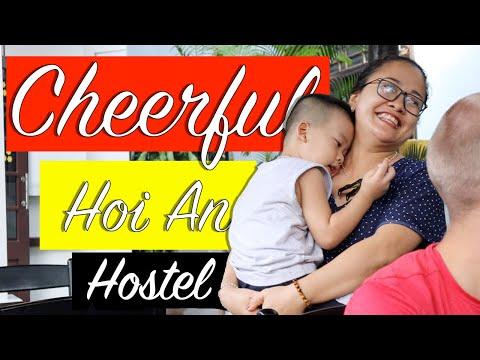 Cheerful Hoi An Hostel, Hoi An, Vietnam hostel