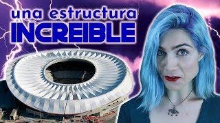 La INCREÍBLE Estructura del Estadio del Atlético de Madrid   TER