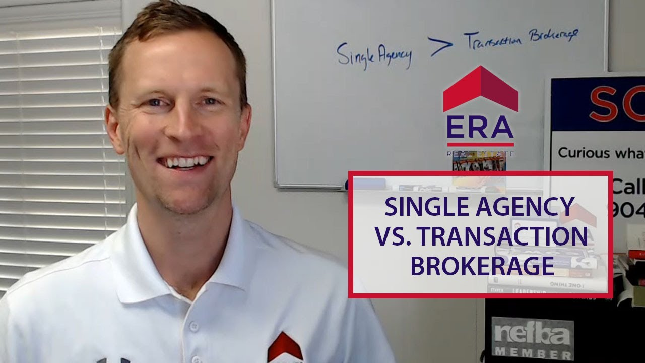 Why Is Single Agency Better Than Transaction Brokerage?
