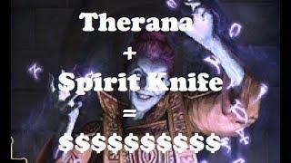 Therana is, Predictably, Nuts | Elder Scrolls Legends