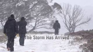 The storm has arrived at Perisher and we're ready!