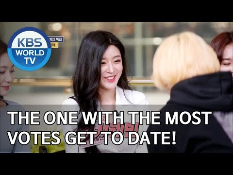The one with the most votes get to date [Matching Survival 1+1/ENG/2019.11.19]