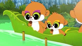 YooHoo série 1, díl 18. - Zelené semínko v jezeře