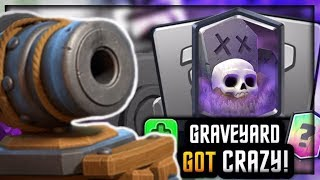 DEADLY GRAVEYARD CANNON CART DECK :: NEW META APPROVED!