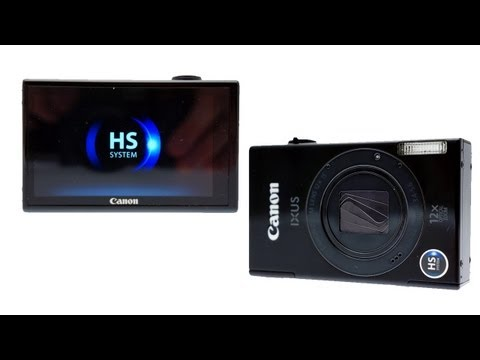 Canon IXUS 510 HS: piccola e Wi-Fi - TVtech