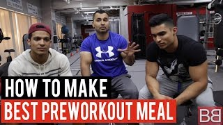 DIET Tips: Make Your Own PRE WORKOUT At Home ! Part 7 Of 25 (Hindi / Punjabi)