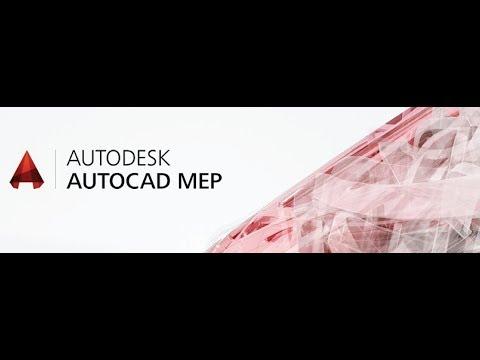 Autodesk   AutoCAD MEP - YouTube