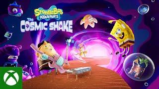Xbox SpongeBob SquarePants: The Cosmic Shake – Announcement Trailer anuncio