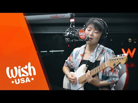 "Lijie performs ""So What"" LIVE on the Wish USA Bus"