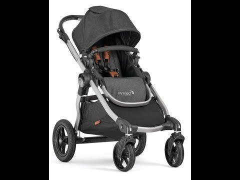 Review on Baby Jogger City Select Belly Bar and Universal Car Seat Adaptor