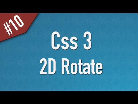 تعلم CSS3 القائمة #1 الفديو #10