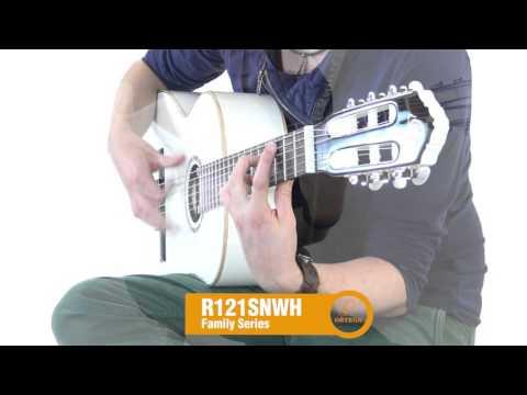 OrtegaGuitars_R121SNWH_Product Video