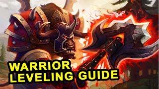 classic wow warrior leveling guide - Thủ thuật máy tính