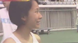 関東・関西IC女子400m比較