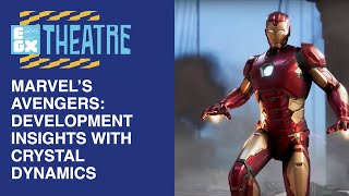 Marvel's Avengers: Development insights with Crystal Dynamics | EGX Theatre | EGX 2019
