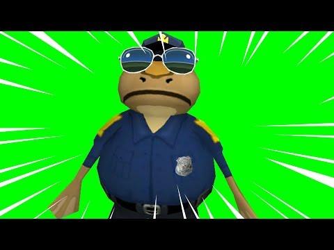 NIEGRZECZNY POLICJANT! - AMAZING FROG PO POLSKU #2
