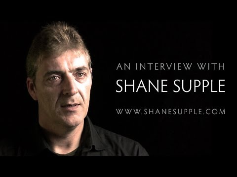 Interview with Shane Supple