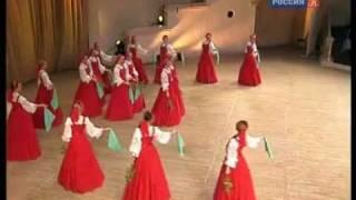 "Russian Folk  Dance ""Berezka"" ""Березка"". Ruso Danza Populare ""Beriozka"" .Russische Volk Tanz"