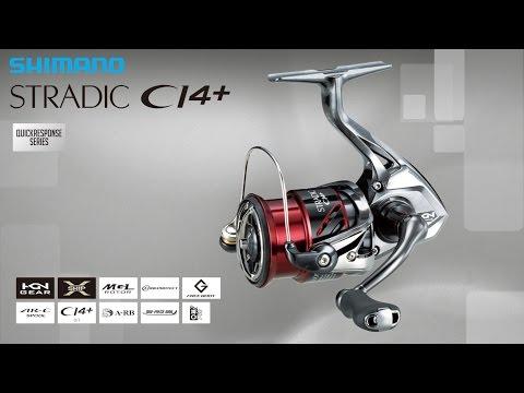 Mulineta Shimano Stradic Ci4+ 2500 HG FB