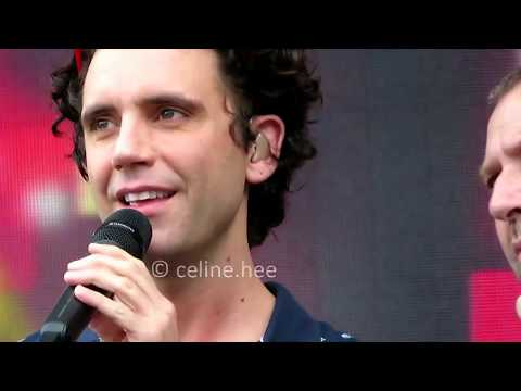Mika - RFM Music Show - 15.06.2019 - Soundcheck Ice Cream