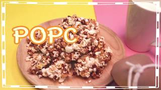 SistaCafe Channel : วิธีทำ Popcorn Marshmallow