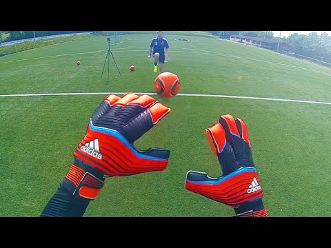 Ultimate adidas Predator Zones Goalkeeper Gloves Test & Review