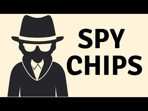 Spy chips: The new face of Cyberwarfare? | #DailyDope