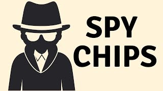 Spy chips: The new face of Cyberwarfare? | #DailyDope